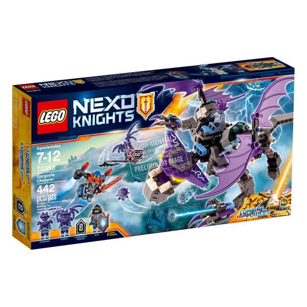 Nexo Knights The Heligoyle 70353