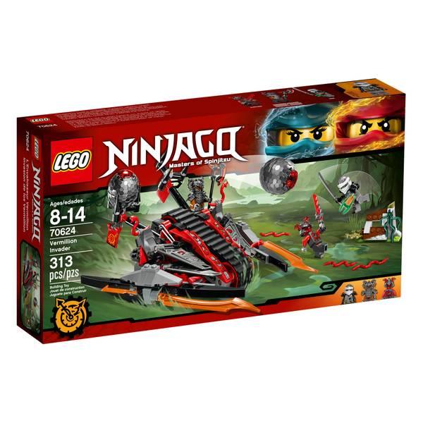 Ninjago Vermillion Invader 70624