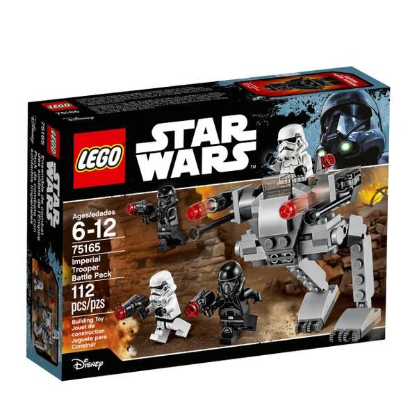 Star Wars Imperial Trooper Battle Pack 75165