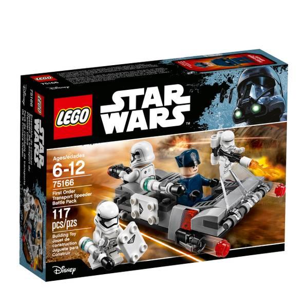 Star Wars First Order Transport Speeder Battle Pac 75166
