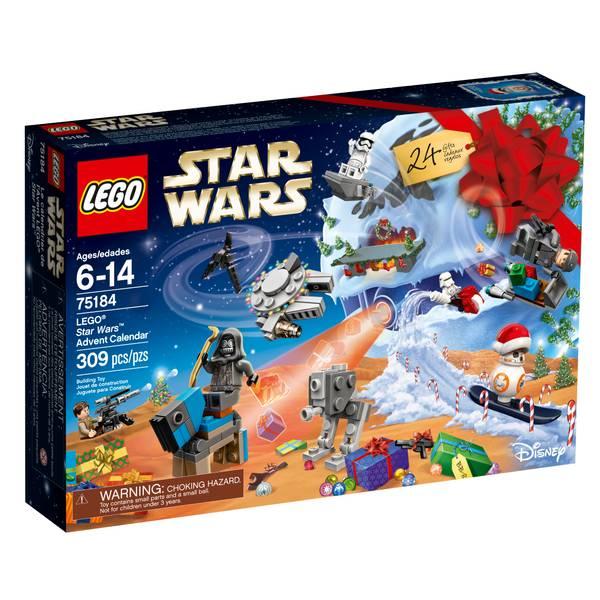 Star Wars Advent Calendar 75184