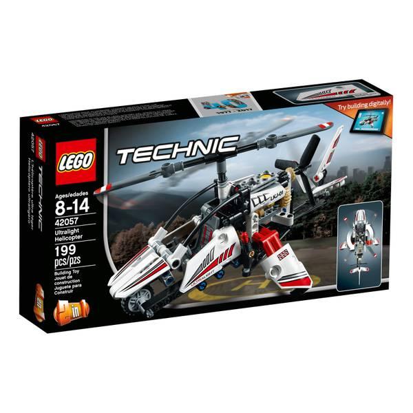 Technic Ultralight Helicopter 42057