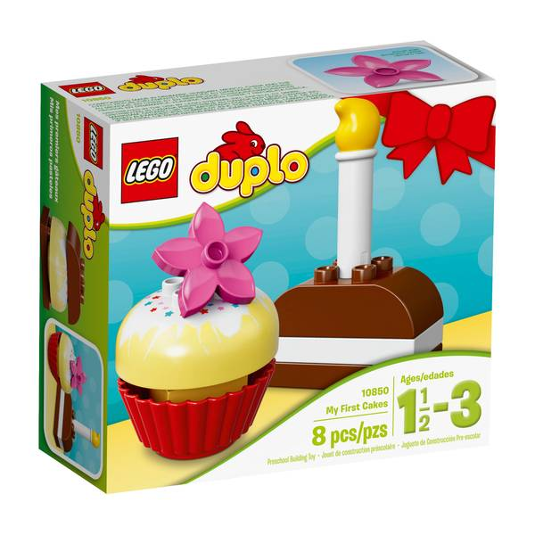DUPLO My First Cakes 10850