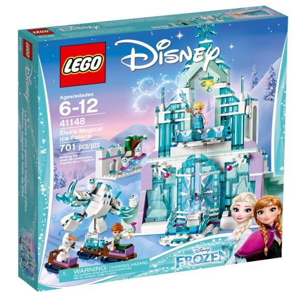Disney Princess Elsa's Magical Ice Palace 41148
