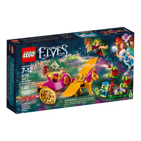 Elves Azari & the Goblin Forest Escape 41186