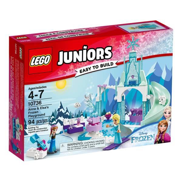 Juniors Anna & Elsa's Frozen Playground 10736