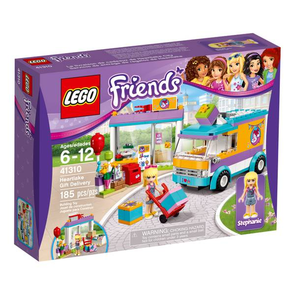 Friends Heartlake Gift Delivery 41310