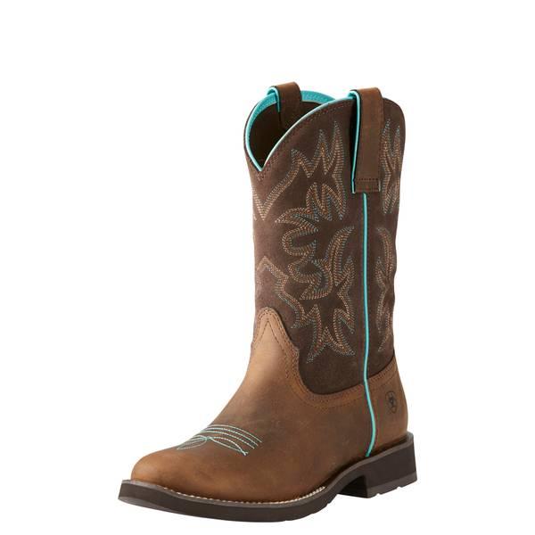 ARIAT Women's Delilah Western Boots
