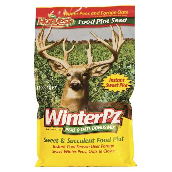Evolved Harvest 10 lb WinterPz Peas & Oats Bonus Mix