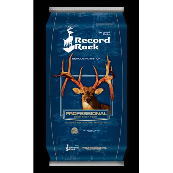 Sportsman's Choice Record Rack Professional Deer Feed