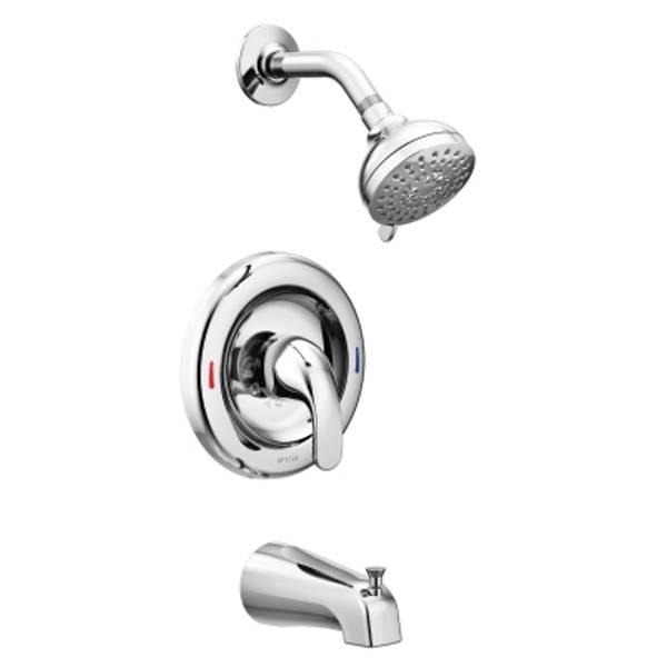 Adler Posi-Temp Tub & Shower Faucets