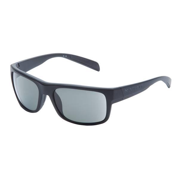Ashdown Matte Black Frame Sunglasses
