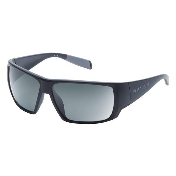 Sightcaster Matte Black Frame Sunglasses