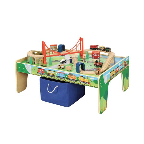 50-Piece Train Set