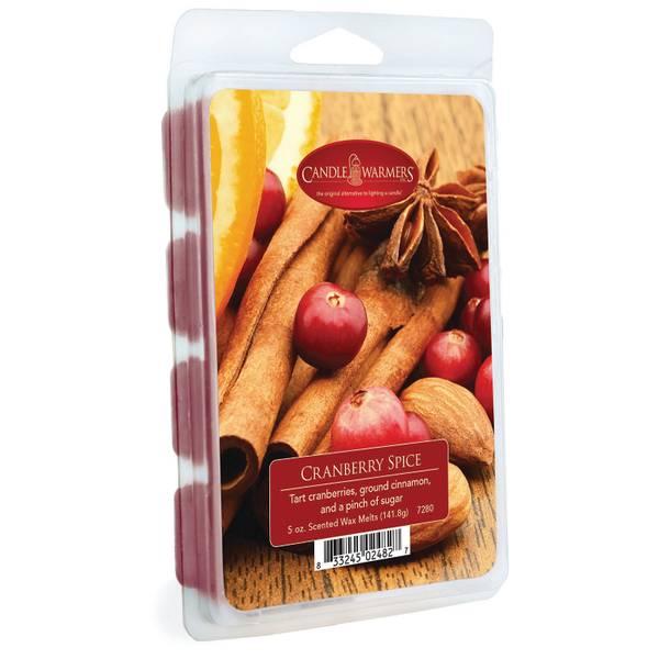 Cranberry Spice Wax Melt