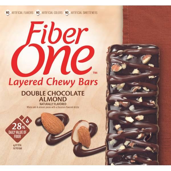 Double Chocolate Almond Bar