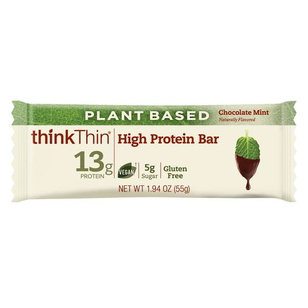 Mint Chocolate Plant Based Bar