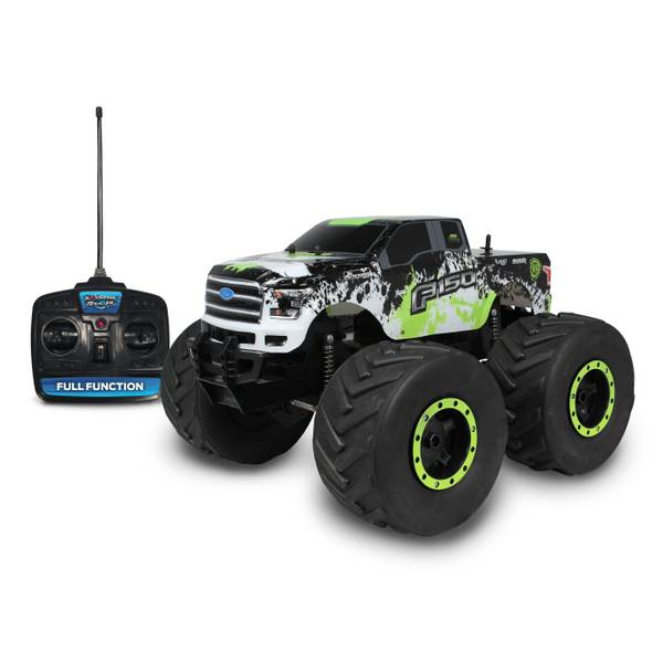 Mean Machines 1:8 4WD RC Ford F-150