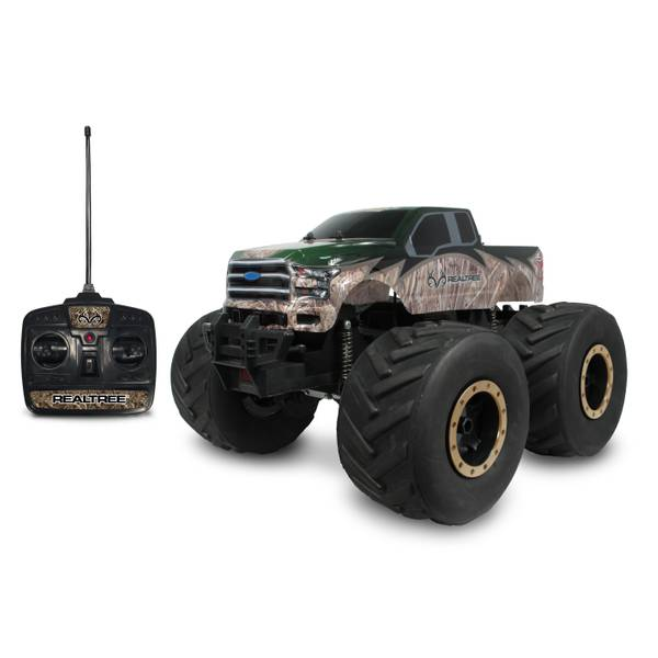 Realtree 1:8 4WD R/C Ford F-150