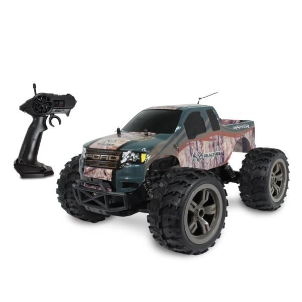 Realtree 1:10 R/C Ford F150 Raptor