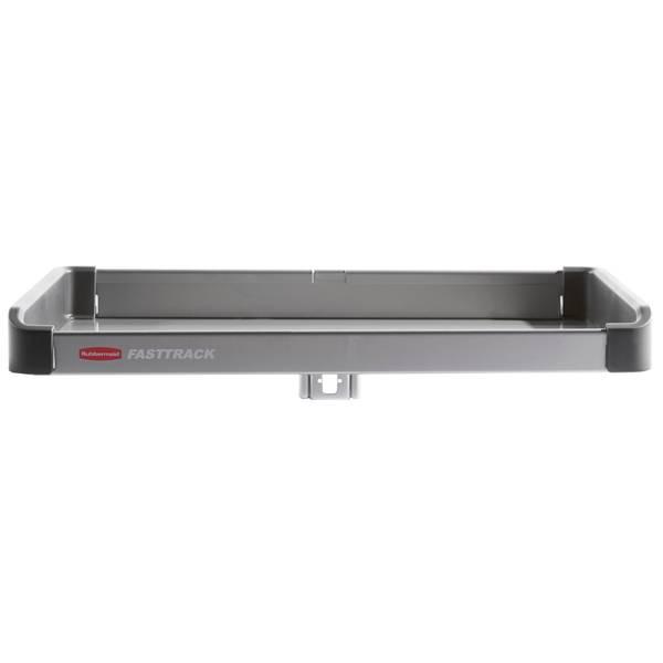 FastTrack Rail Small Metal Shelf