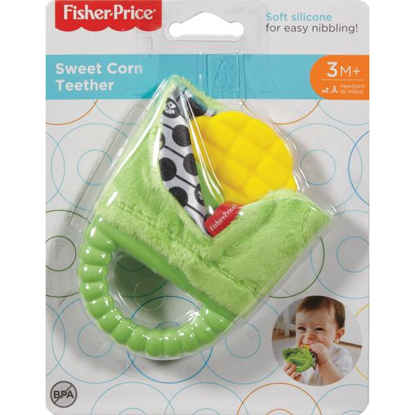 Sweet Corn Teether