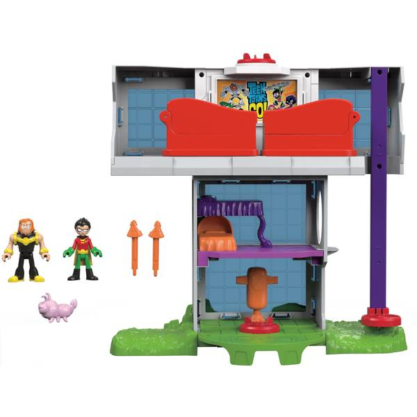 Imaginext Teen Titans Go! Tower