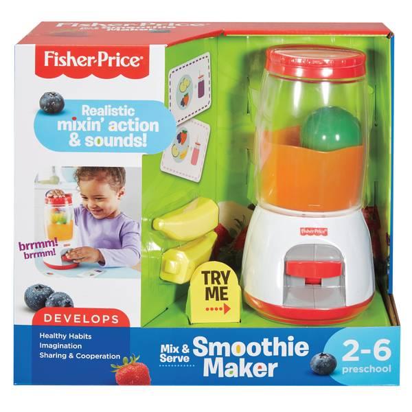Mix & Serve Smoothie Maker