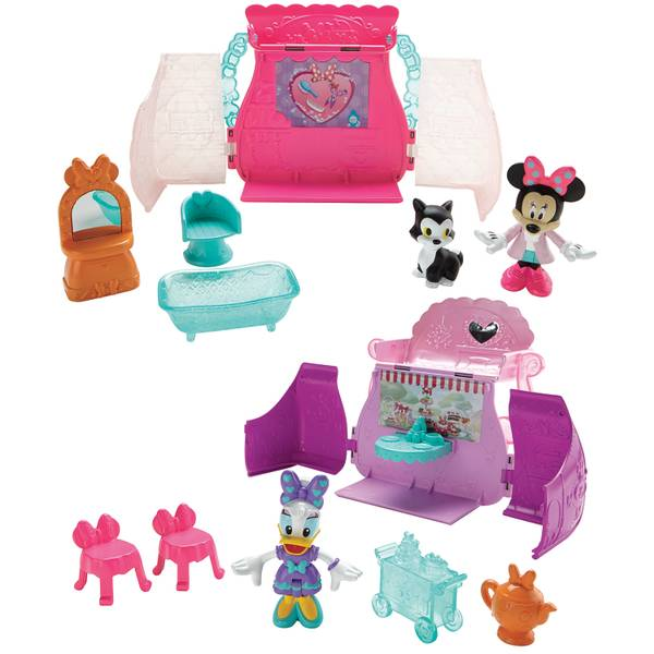 Minnie Mouse Happy Helper Purse Playset Assortment