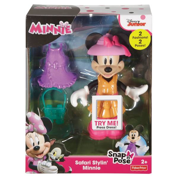Minnie Mouse Fashion Doll Assortment