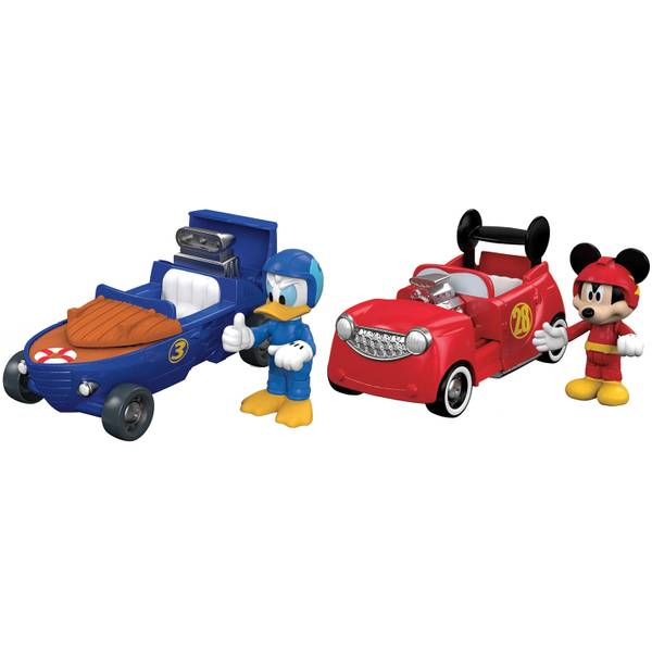 Vehicle and Figure Assortment