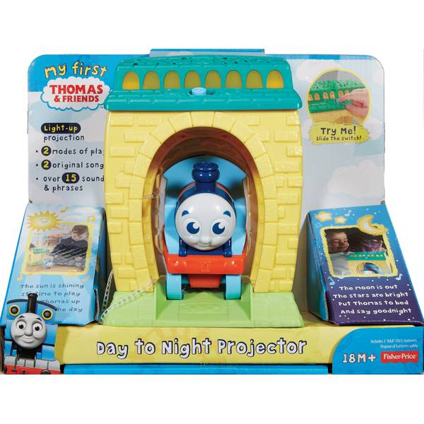 My First Thomas & Friends Day to Night Projector