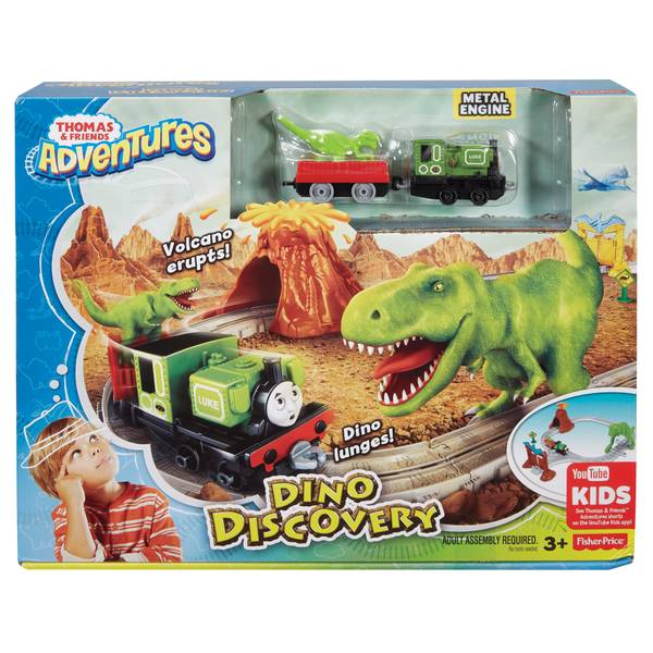 Thomas & Friends Adventures Dino Discovery