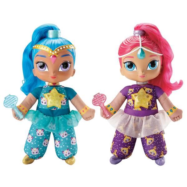 Shimmer & Shine Bedtime Doll Assortment