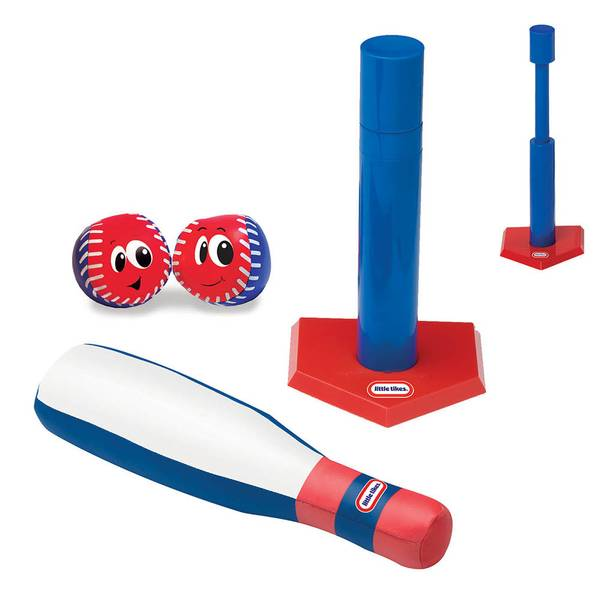 Toy Baseball Set
