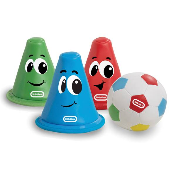 Soft Soccer Cone Set