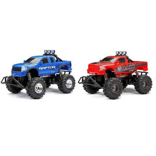 Full Function Ford F150 Raptor Remote Controlled Truck Assortment
