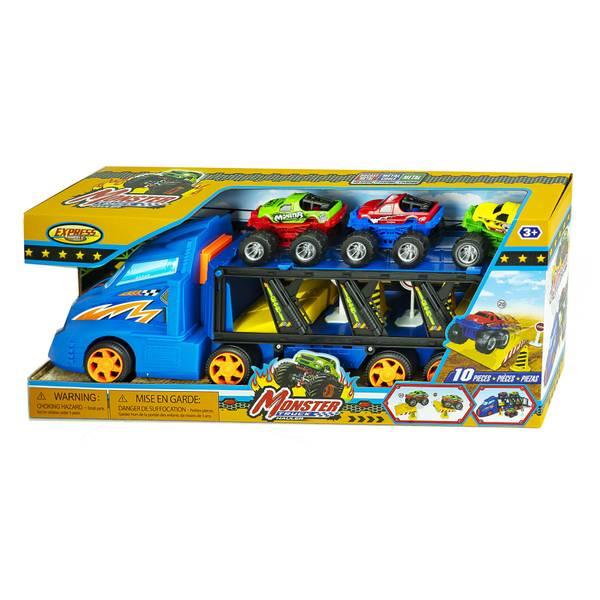 Monster Truck Hauler