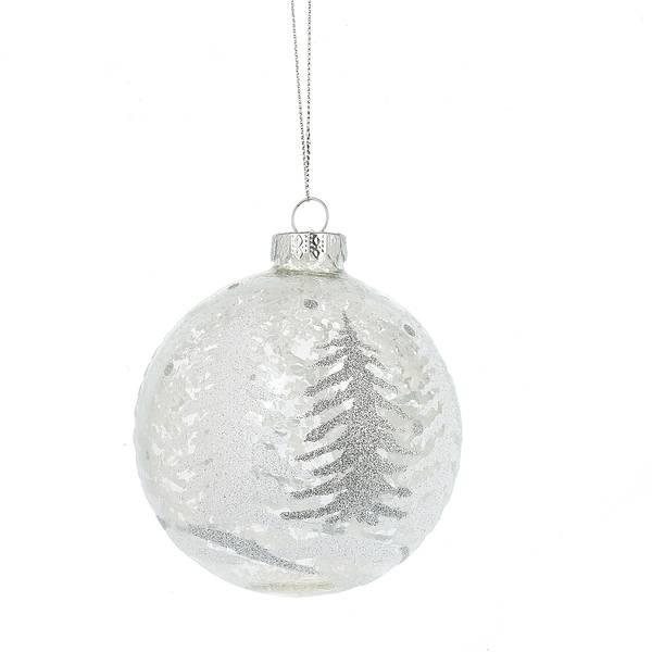5eccfc73102 Midwest-CBK Deer Scene Glass Ornament