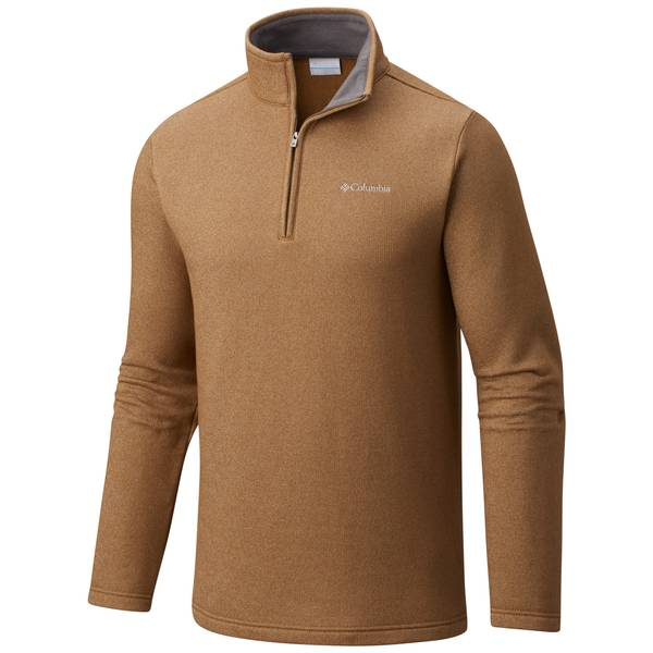 Men's Great Hart Mountain III Half Zip Pullover Sweatshirt