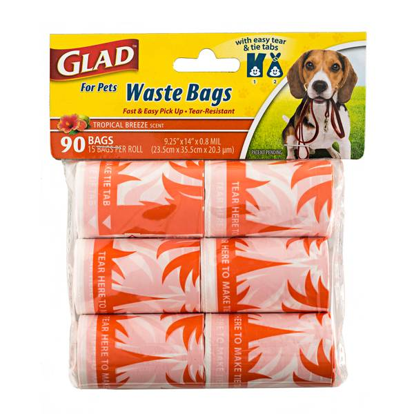 Waste Bag - 90 Count
