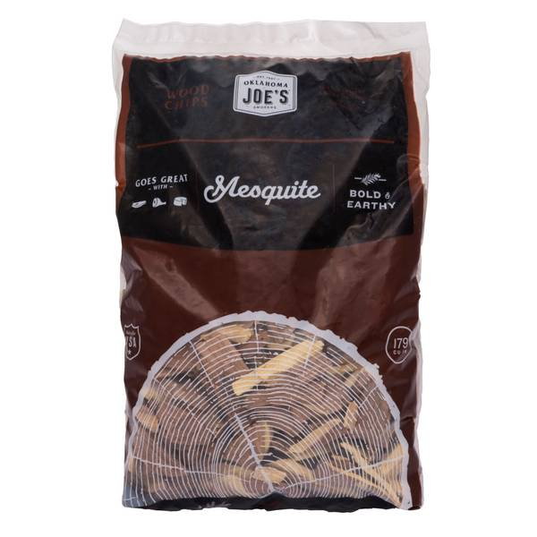 Oklahoma Joe's Mesquite Wood Smoker Chips