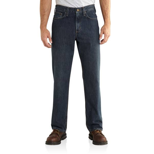 Men's Relaxed Fit Holter Jeans