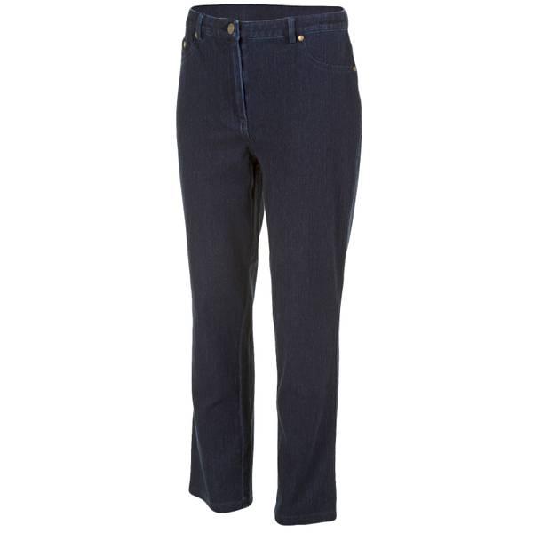 Women's Plus Size Short Five Pocket Jeans