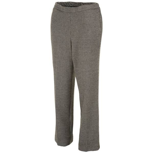 Women's Houndstooth Knit Pants