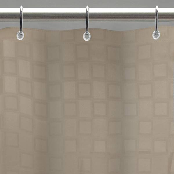 Bowery Fabric Shower Curtain Liner
