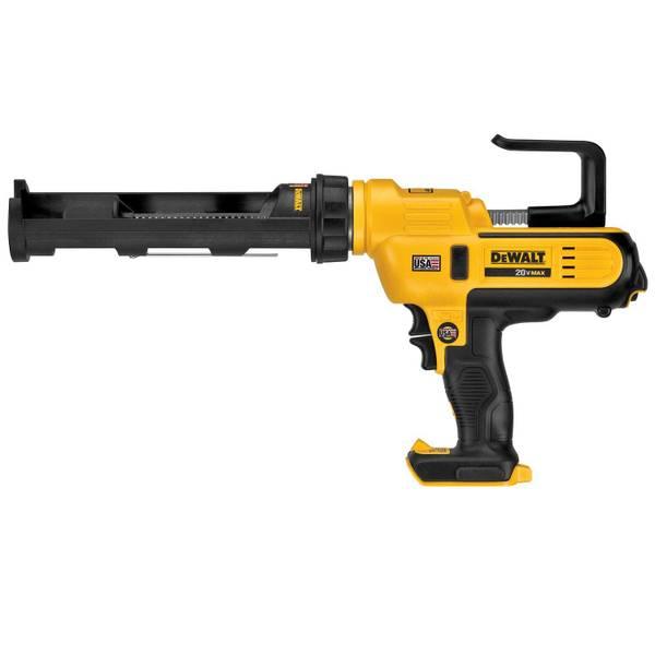 Dewalt 20v Max 10 Oz 300 Ml Adhesive Gun Bare Tool