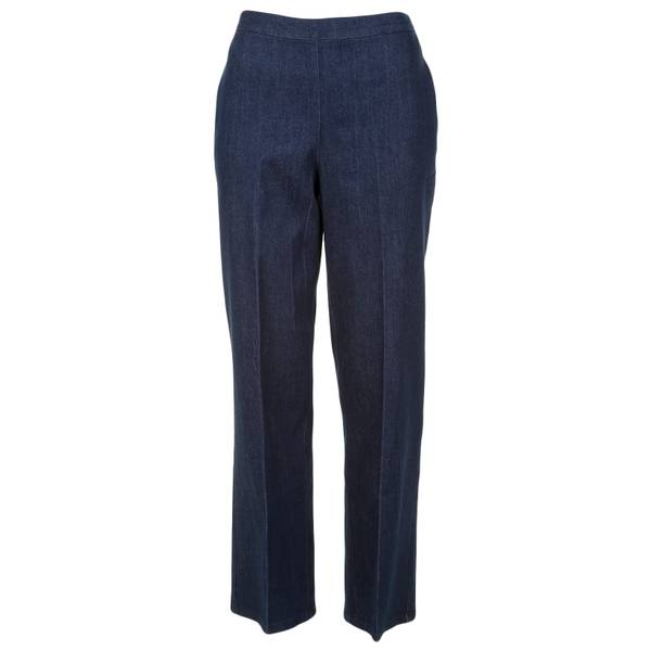Misses Proportioned Short Denim Pants