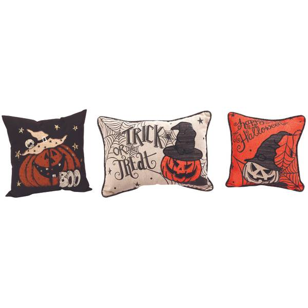 Halloween Pillow Assortment