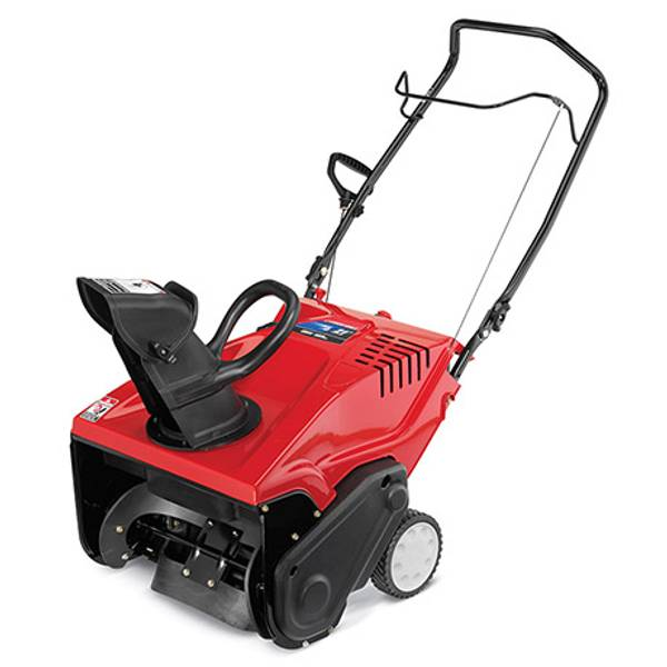 "21"" Single Stage Snow Thrower"